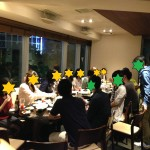 【土曜開催】恋婚飲み会《東京編》~今日は八重洲で5時(^^♪~